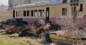 Железная Дорога Молдовы полностью разрушена. Сотрудники в отчаянии