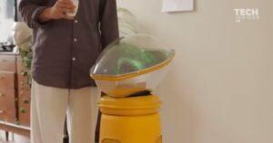 """""""Концептуальный инкубатор"""" предусматривает выращивание младенцев дома в капсуле"""