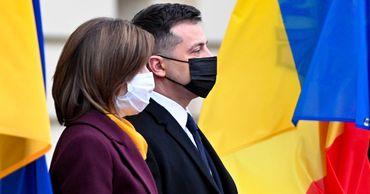 Переговоры в Киеве Санду и Зеленского – похоже, лишь треп высокого ранга