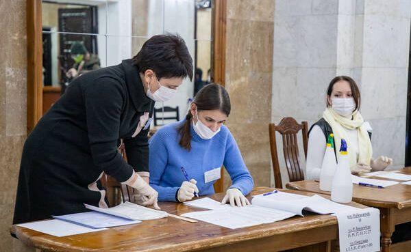ЦИК: Выборы в Приднестровье прошли без нарушений