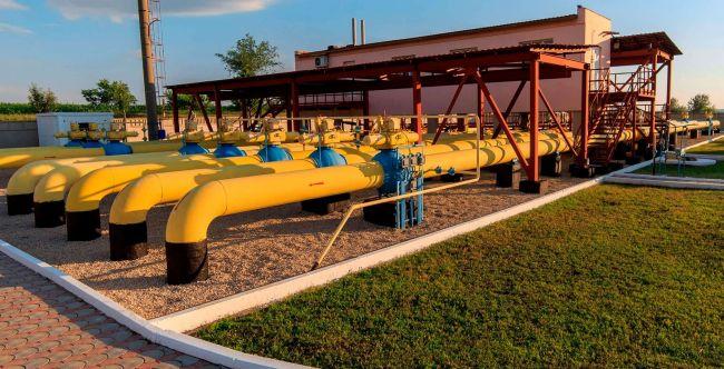 Молдавия заработает на транзите румынского газа