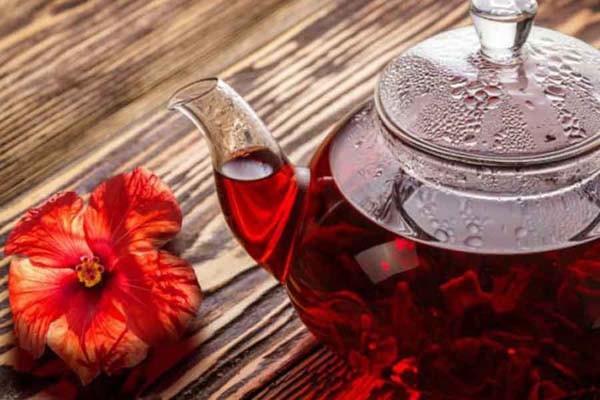 Чай из каркаде - средство для долголетия