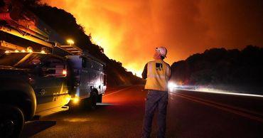Города лежат в руинах: огненный армагеддон в Орегоне