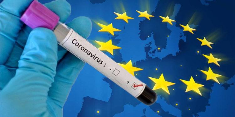 Коронавирус -ЕС
