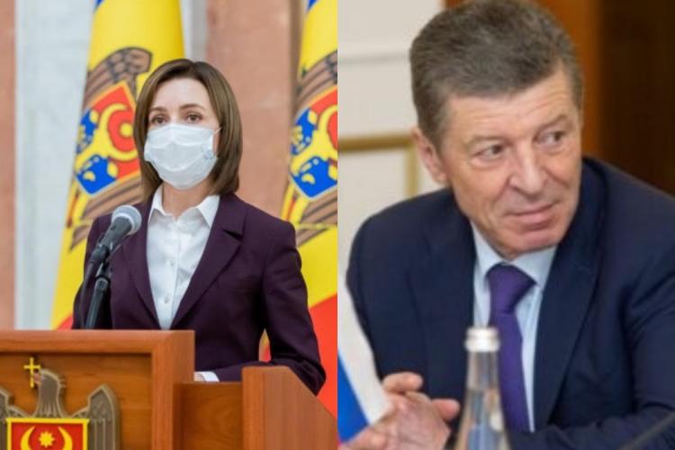 Киев и Москва оставили Майю Санду в дураках?