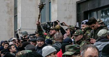 В Молдове объявлено о проведении митинга протеста сразу после отмены ЧП