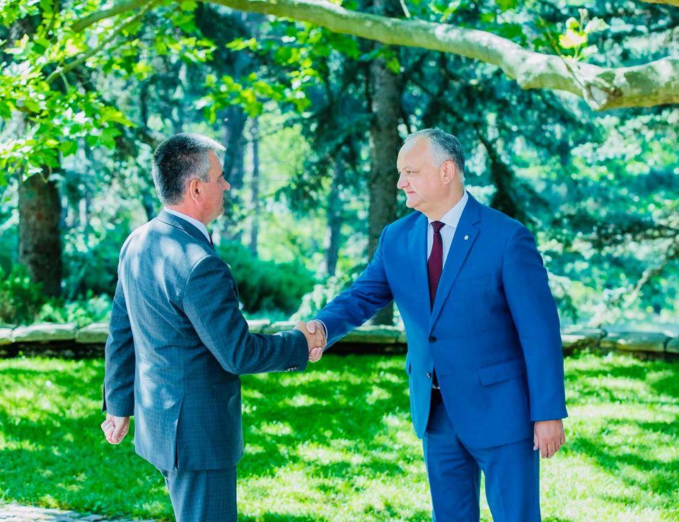 Встреча в широком формате Молдовы и Приднестровья
