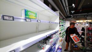 Frankfurter Allgemeine: немцам рекомендуют сделать запас «на крайний случай» — но без паники
