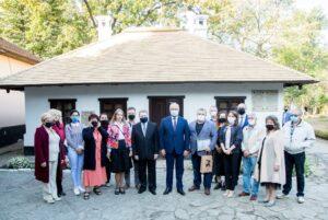 200 лет ссылки Александра Пушкина в Кишинев: президент посетил дом-музей великого русского поэта