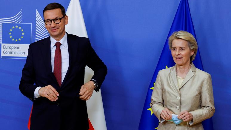 Опасность выхода Польши из ЕС становится всё серьёзнее - Frankfurter Allgemeine