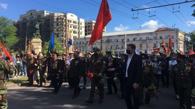 В Молдавии День Победы отметили по двойным стандартам