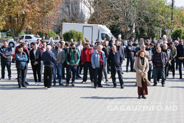 «Что еще нужно, чтобы мамалыга взорвалась?»: В Комрате требуют освобождения Александра Стояногло
