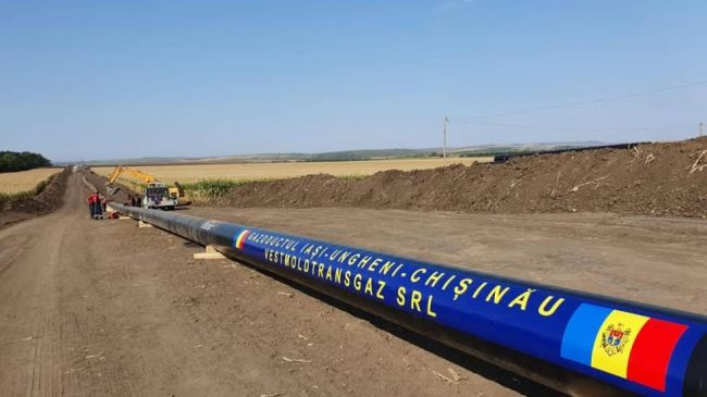 Газопровод Яссы-Кишинев оказался невостребованным: Молдова отказывается от слишком дорогого румынского газа