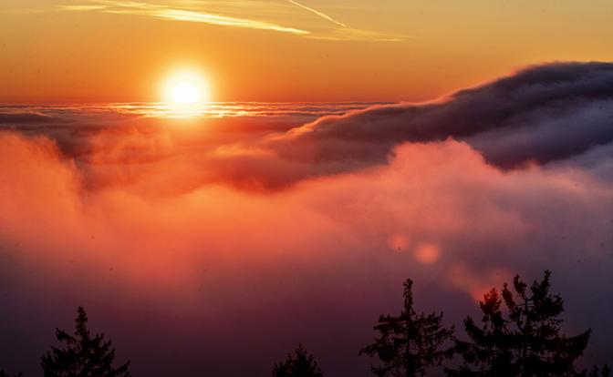 С Солнцем  происходит что-то очень тревожное: вместо жары нас ждут лютые холода