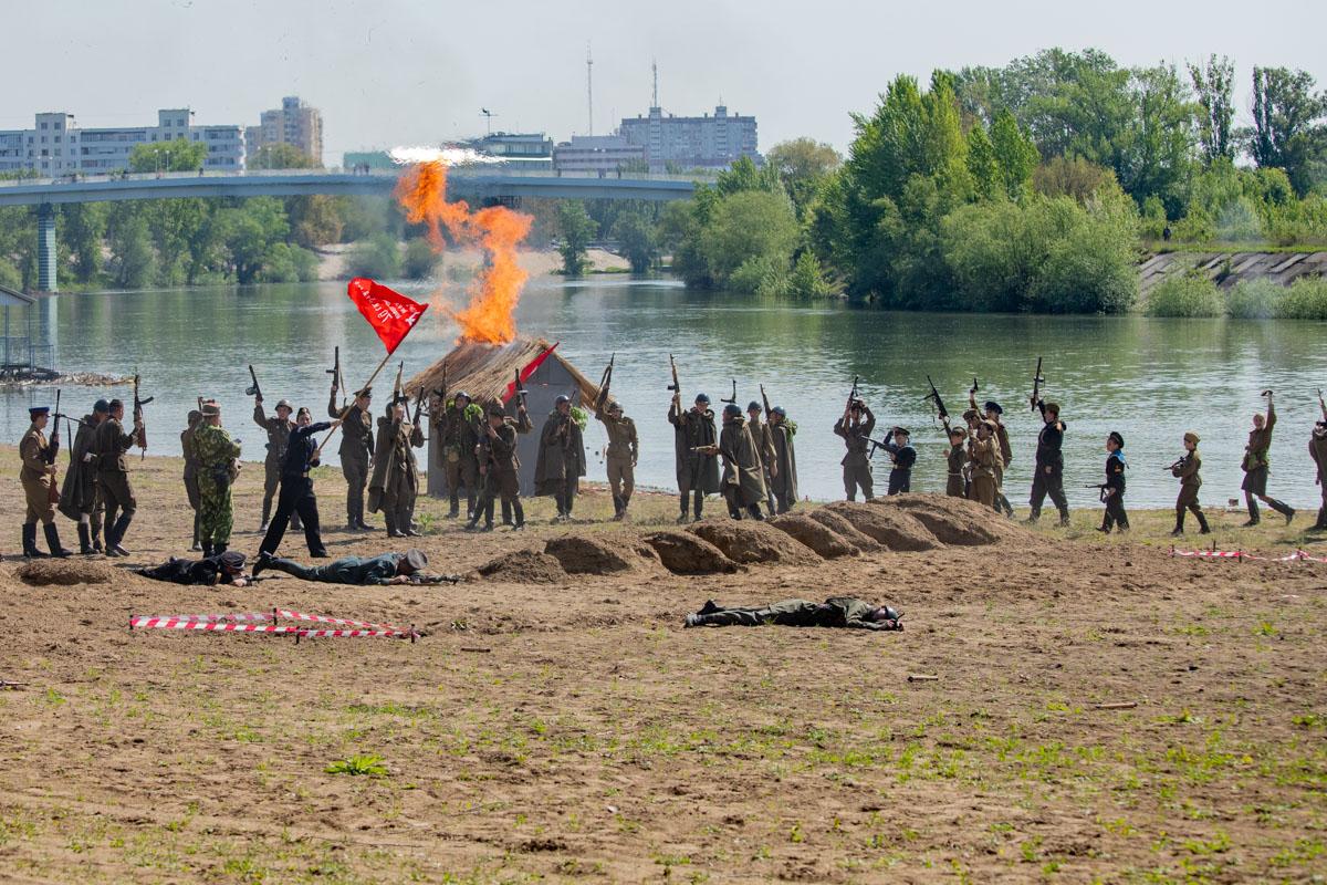 В Приднестровье  готовят реконструкцию военного боя, акция посвящена 80-летию начала Великой Отечественной войны
