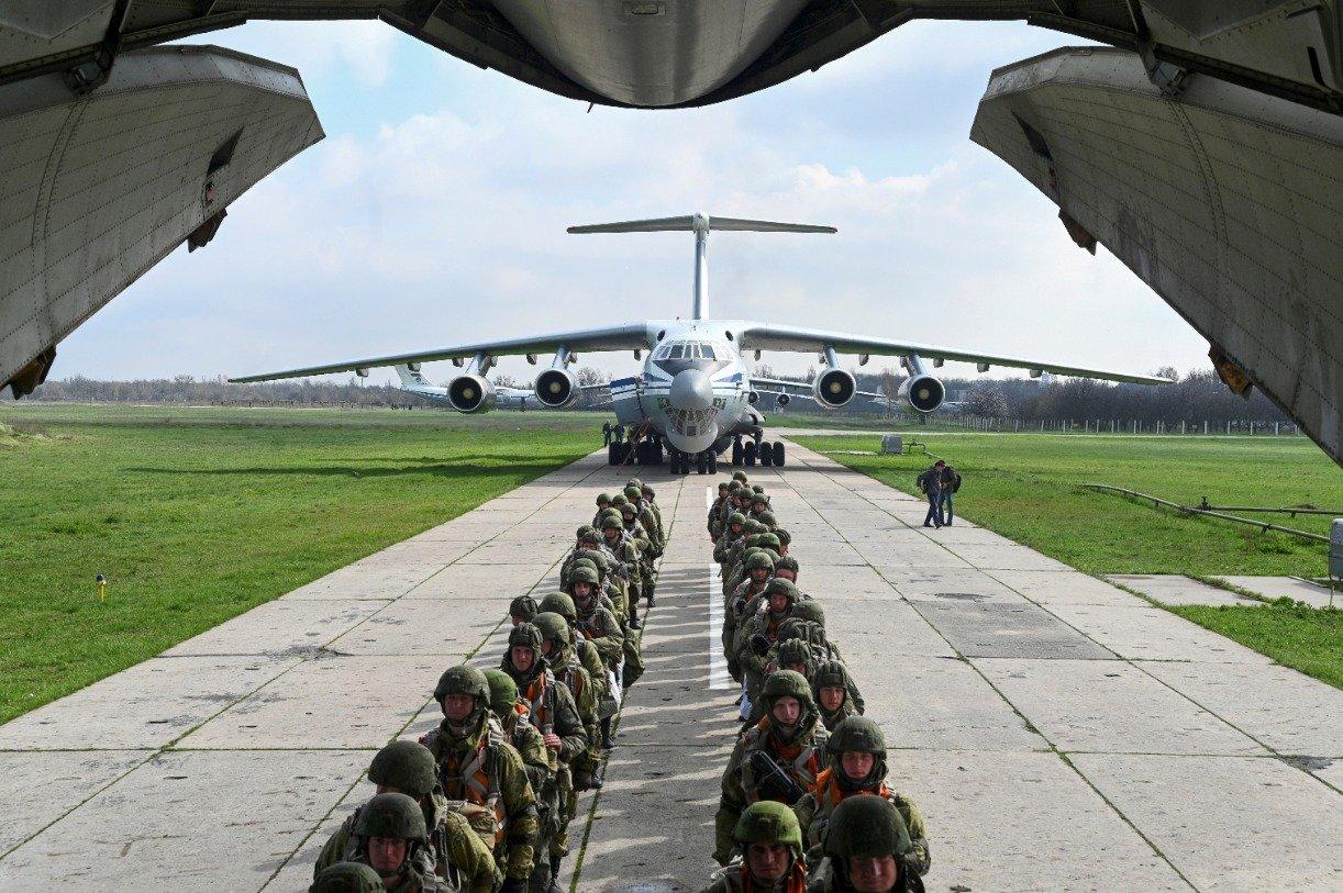 Может ли НАТО защитить Украину от России в случае вооруженного конфликта