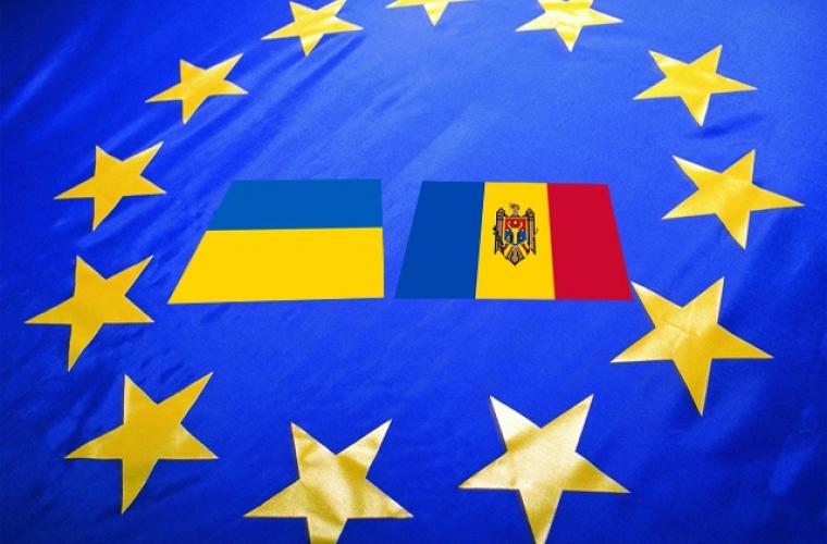Украина и Молдова, ЕС