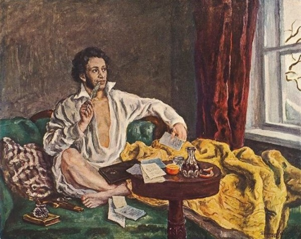 Пушкин Болдино