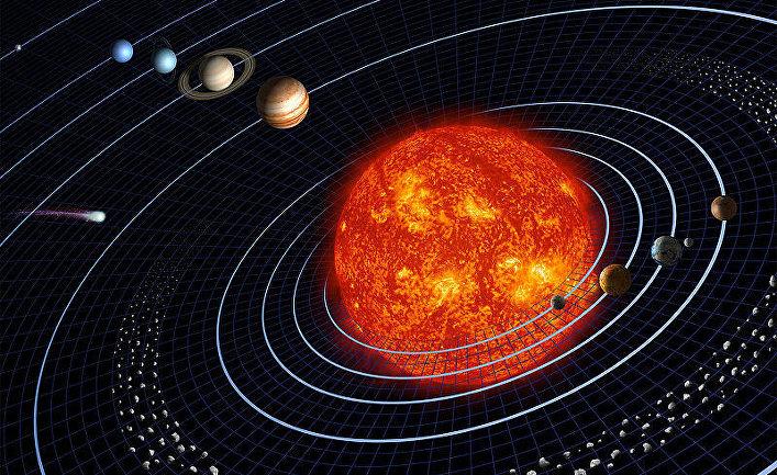 Шокирующая правда. Планеты Солнечной системы не вращаются вокруг Солнца!