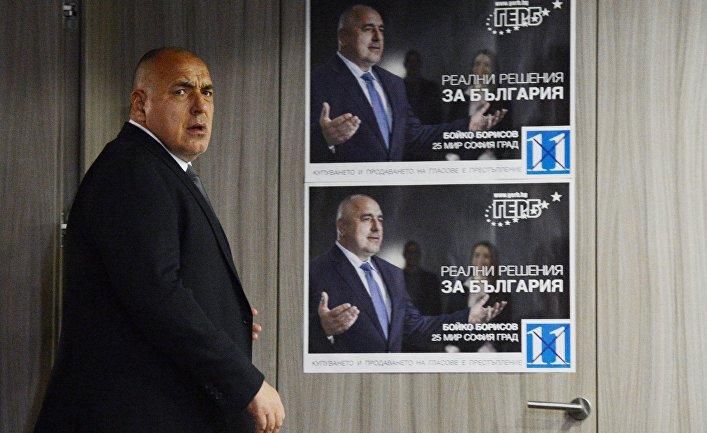 В Болгарии протесты против «проевропейского» правительства, но мир смотрит только на Белоруссию