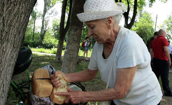 Больше всего людей на континенте голодает в Албании, Молдове и Украине. На Украине 10 млн. человек - (Факти, Болгария)