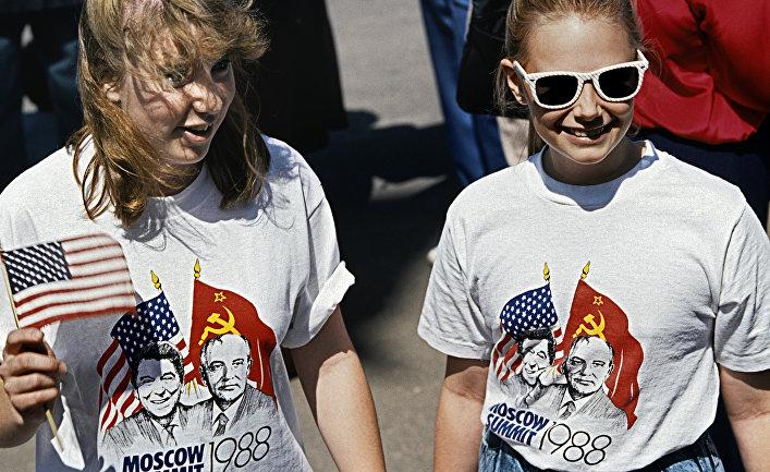 Международное позорище: Америка подобна Советскому Союзу перед самым распадом