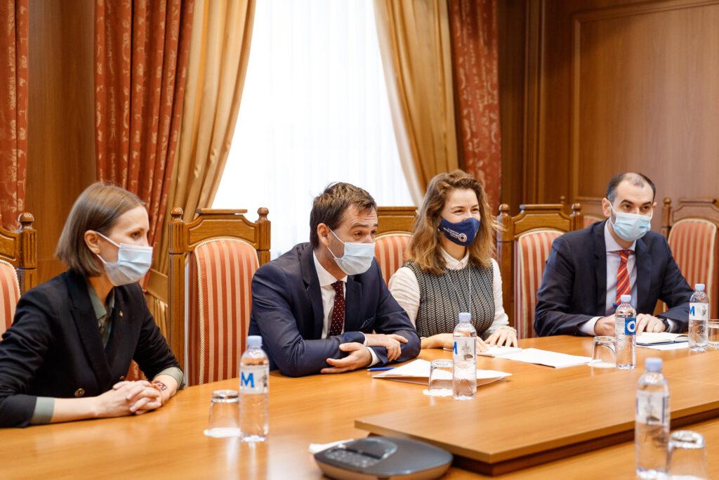 Гендерное равенство - приоритет для МИД Молдовы