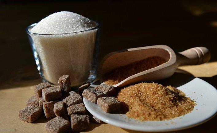 Cколько столовых ложек сахара в день могут привести к раку