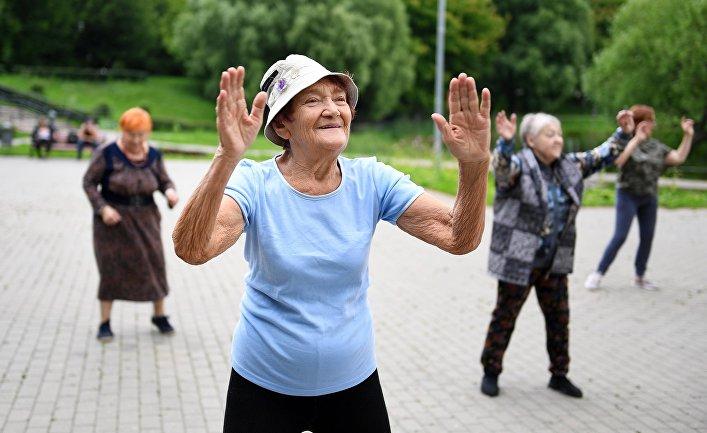 Дожить до старости без болезней: шанс есть, говорят ученые