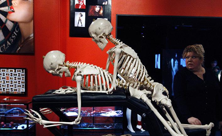 Секс- скелеты