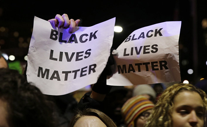 Nyheter Idag (Швеция): Европарламент выставил себя на посмешище с Black Lives Matter