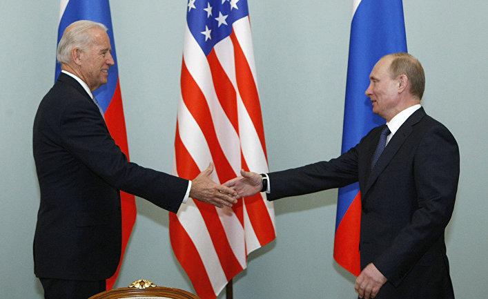 Судьба Украины уже в руках Путина и Байдена -   (Телеграф, Украина)