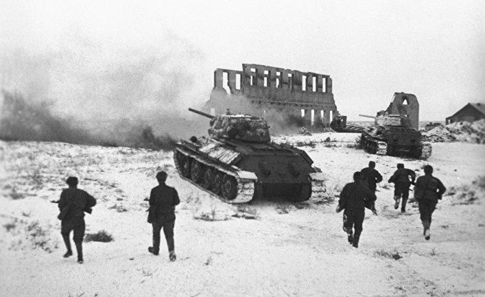 The National Interest (США): как Вторая мировая война изменила место России в мире