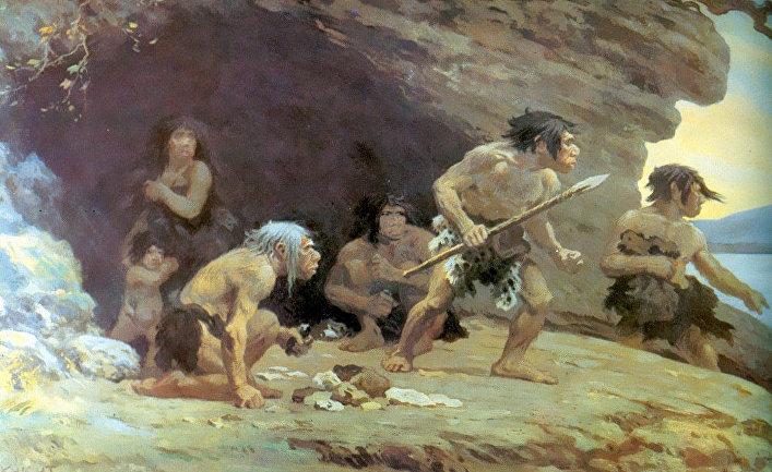 Forskning (Норвегия): Неандертальцев убила смена полюсов. Мы тоже в опасности?