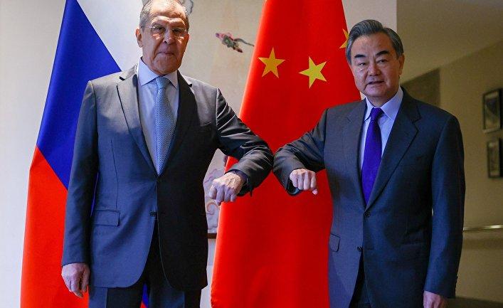 Самый важный визит Лаврова в Пекин из всех: китайцы еще в шоке после Анкориджа и готовы как никогда к разговору об отходе от американского доллара (Advance, Хорватия)