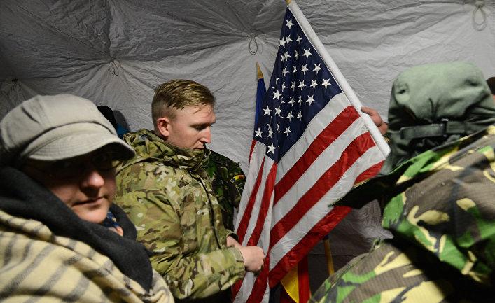 """""""Троянский след"""": на фоне эскалации напряженности между Москвой и США по Европе прокатились учения НАТО"""