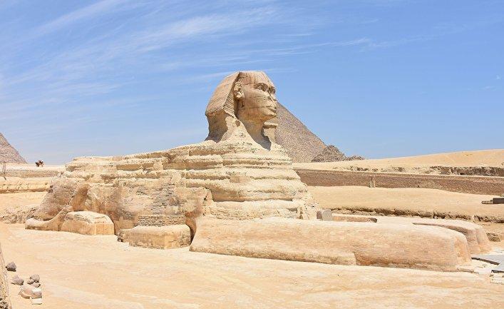 Сфинкс — старейшее «существо» на Земле. Какие тайны он скрывает? Sasapost (Египет)