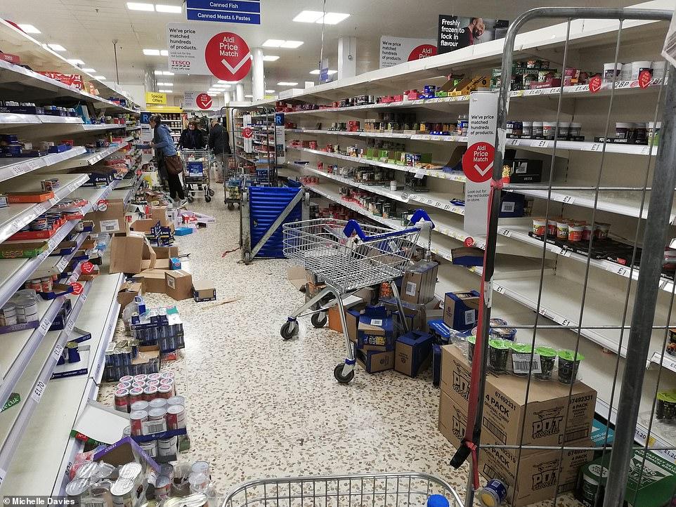 Магазины Великобритания