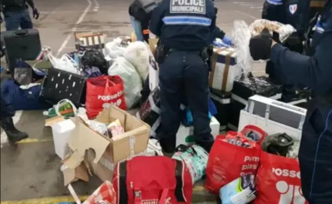 Полиция Франции оставила молдавскую диаспору без новогоднего стола