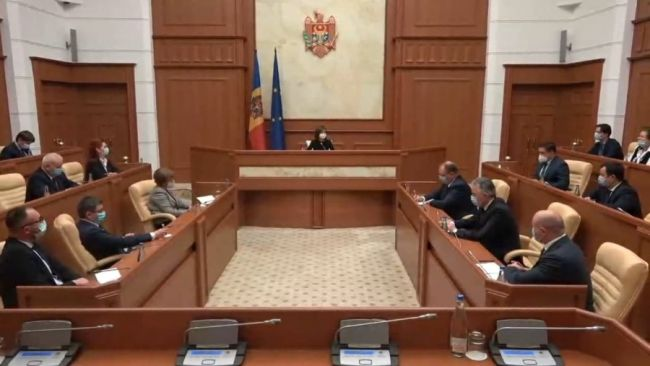 Санду — Совбезу: Молдавия коррумпированная страна, и вы в этом виноваты