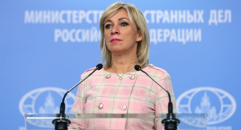 Захарова: рассчитываем, что Кишинев воздержится от политизации работы посольства РФ