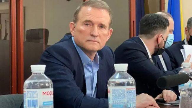 Политические гонения на Украине: Виктор Медведчук отправлен под домашний арест
