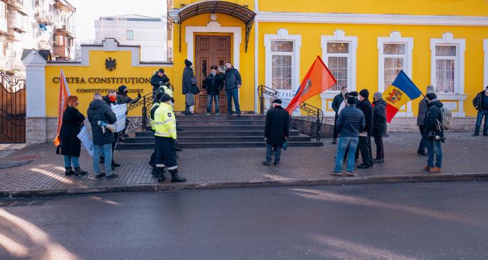 Конституционный суд Молдовы лишил русский язык особого статуса
