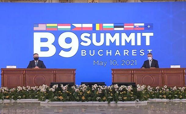 Девять стран Восточной Европы выступили с осуждением России