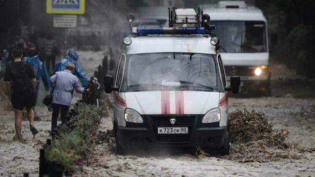 В Ялте 2 человека пропали без вести, 1 погиб и 24 пострадали