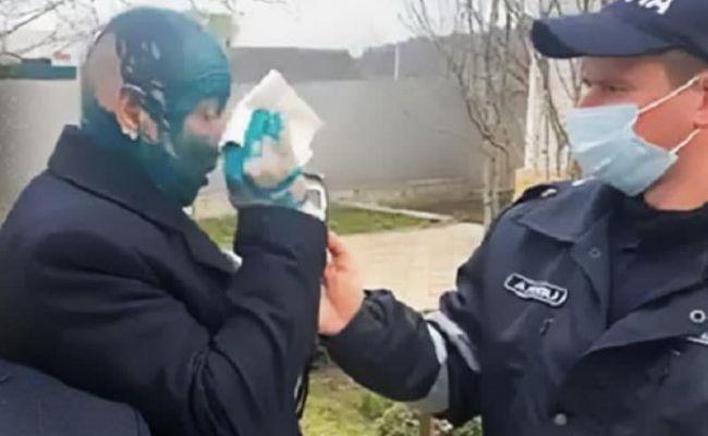 Высокие отношения в Кишиневе: вакцина вне очереди — зеленка в лицо