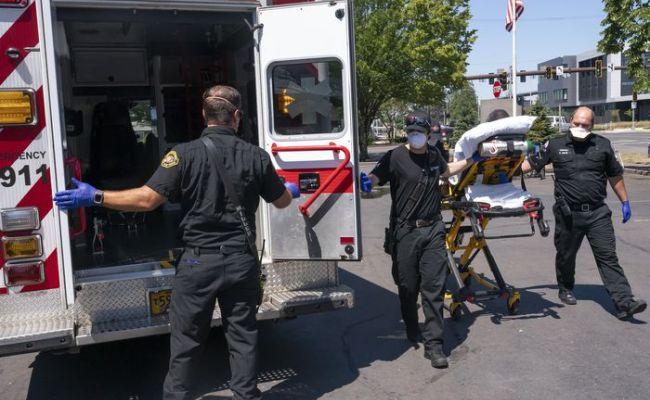 В США более 60 человек погибли от аномальной жары в штате Орегон