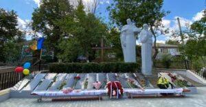 Мемориал советским солдатам в Молдове восстановлен при поддержке посольства РФ