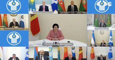 Гаврилица на саммите СНГ: У наших стран большой потенциал развития отношений