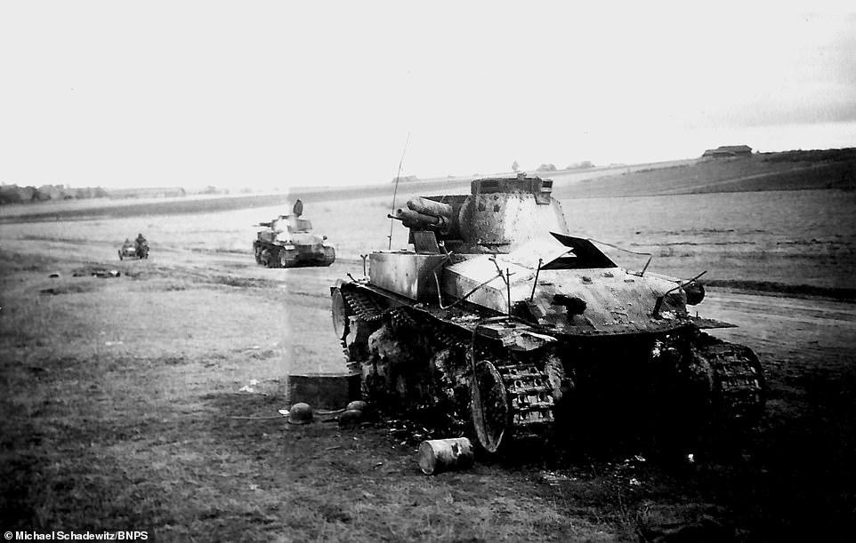 Дневники солдата, сломленного ужасами операции «Барбаросса»- (Daily Mail, Великобритания)